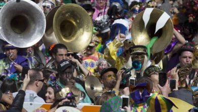 Photo of Tres muertos y cinco heridos en el principal carnaval de Estados Unidos