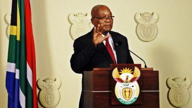 Photo of Jacob Zuma cede y dimite como presidente de Sudáfrica