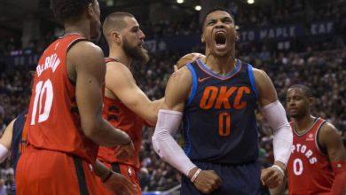 Photo of Westbrook decide para el Thunder con contundente triple doble