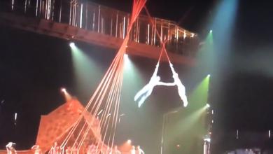 Photo of Tragedia en EEUU: muere un acróbata de Cirque du Soleil al caer desde cuatro metros