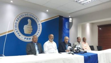 Photo of PRM anuncia convención complementaria para el 8 de abril