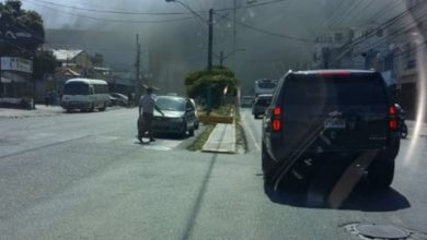 Photo of Incendio consume Almacén Casa Hermanos Jerez