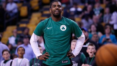 Photo of Pánico en Boston, Kyrie Irving tendrá cirugía de rodilla