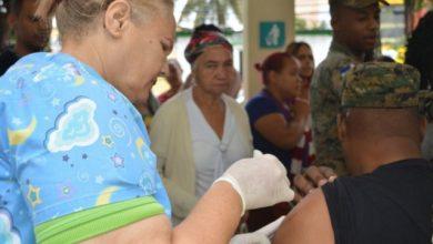 Photo of Hospital Marcelino Vélez también vacuna contra la difteria