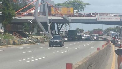 Photo of Colocación de piedras frena caos bajo puente