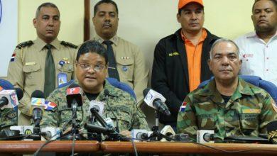 Photo of COE declara alerta roja para La Vega; otras 3 provincias en amarilla y 10 en verde