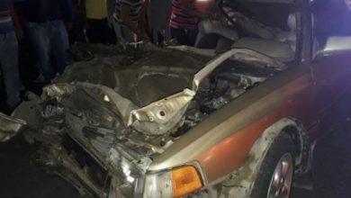 Photo of Mujer pierde la vida en accidente de tránsito en la autopista Duarte