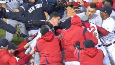 Photo of Trifulca entre Yankees y Medias Rojas deja cuatro expulsados y los ánimos calientes