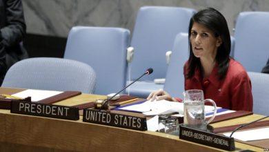 Photo of EEUU dice que hay prueba del ataque químico en Siria y ve necesario responder