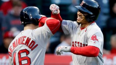 Photo of Betts jonronea y Boston barre a Angelinos para ligar su 7ma victoria
