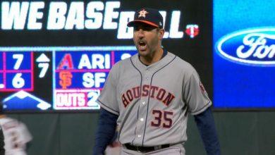 Photo of Astros blanquearon a Mellizos con joya de Verlander; ganan 3ro al hilo