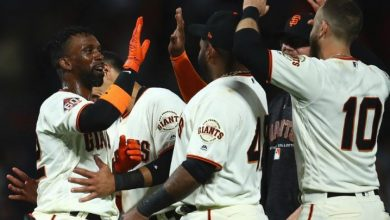 Photo of Sencillo de McCutchen decide triunfo de los Gigantes