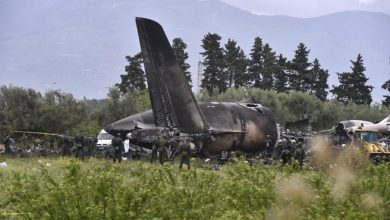 Photo of Mueren 257 personas al estrellarse avión militar argelino