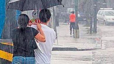 Photo of Continúan alertas meteorológicas en varias provincias a causa de vaguada
