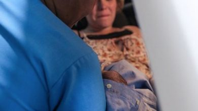 Photo of Zeny Leyva cuenta como dio a luz a su hija Amira en el carro