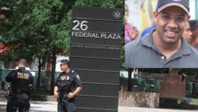 Photo of Argenis Contreras comparece ante juez de inmigración en Nueva York; sería extraditado en próximas horas