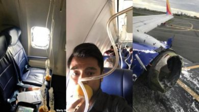 Photo of Un muerto en aterrador accidente aéreo en Filadelfia por falla de un motor