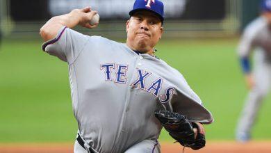 Photo of Colón coqueteó con la perfección y Rangers vencieron a Astros en extras