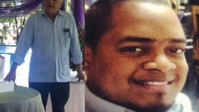 Photo of Desconocidos matan a exdirector de Aduanas y a su yerno en Puerto Plata