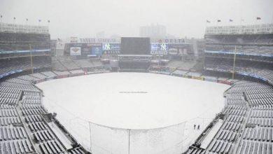 Photo of Suspenden partidos en Nueva York por causa de la tormenta de nieve