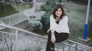 Photo of Evelyn Vásquez, una cantante a la que el cáncer y las quemaduras no detienen