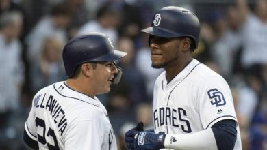 Photo of Cordero y Villanueva impulsan a Padres a paliza sobre Mets