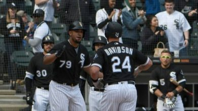 Photo of Matt Davidson aporta vuelacerca ; Medias Blancas ganan