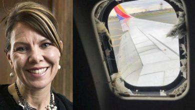 Photo of Muere mujer que fue succionada por la ventana de avión