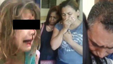 Photo of La niña de 4 años desapareció por varias horas, luego se aparece ensangrentada y llorando