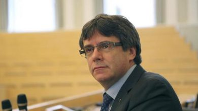 Photo of Justicia alemana deja en libertad a Puigdemont y descarta delito de rebelión