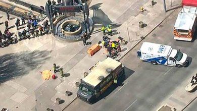 Photo of Policía detiene al conductor de furgoneta que arrolló a personas en Toronto