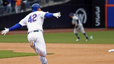 Photo of Flores lleva Mets al mejor inicio de campaña en su historia