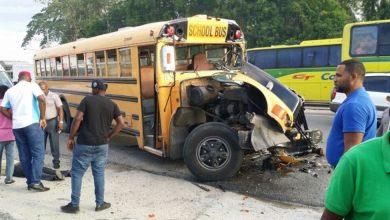 Photo of Accidente en autopista 6 de Noviembre deja un herido
