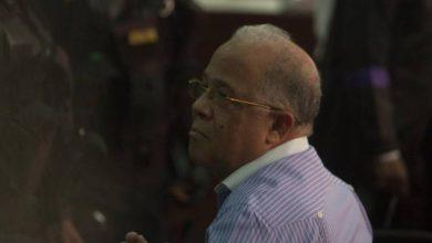 Photo of Aplazan conocimiento de recurso de apelación de Manuel Rivas