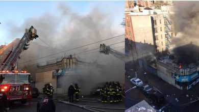 Photo of Incendio destruye negocios de dominicanos en El Bronx
