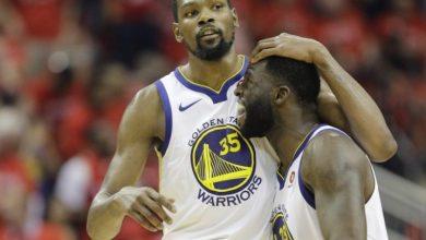 Photo of Golden State Warriors va a la final de la NBA por cuarto año en fila