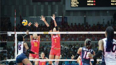 Photo of Selección de voleibol cae ante China en Liga de Naciones