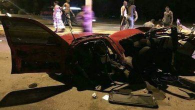 Photo of Muere pareja de esposos por accidente en autopista 6 de Noviembre