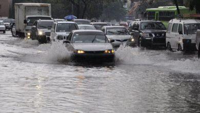 Photo of Se esperan aguaceros para la tarde de hoy; Onamet mantiene alerta por inundación