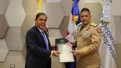 Photo of Departamento Aeroportuario dona  drones al Ministerio de Defensa para combate a delitos  fronterizos