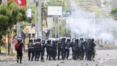 Photo of Violencia aumenta en medio de plan diálogo en Nicaragua