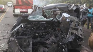 Photo of Muere cirujano de Hospital Taiwán de Azua en accidente con patana en carretera Sánchez