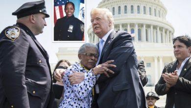 Photo of Trump destaca valentía de mujer policía dominicana asesinada mientras patrullaba