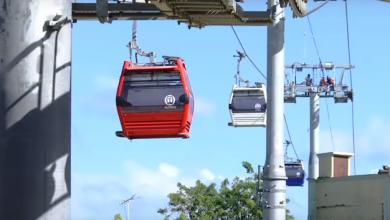 Photo of Teleférico inicia operaciones hoy como moderno sistema transporte