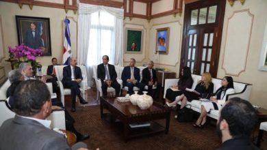 Photo of El presidente Medina se reúne con ministros y funcionarios involucrados en construcción de Ciudad Juan Bosch