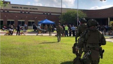 Photo of Ocho muertos y varios heridos en el tiroteo en un instituto de Texas