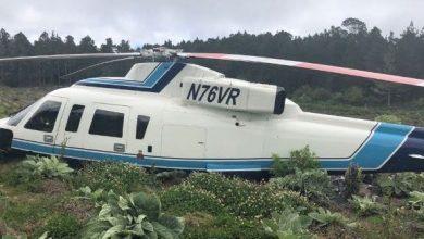 Photo of Aterriza de emergencia helicóptero en que viajaba ministro de Medio Ambiente