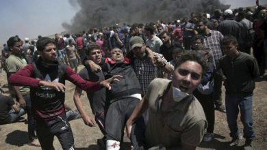 Photo of Ascienden a 60 los muertos en Gaza en protestas contra Embajada de EEUU