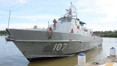 Photo of Armada intercepta embarcación y decomisa 41 mil 200 libras de langostas