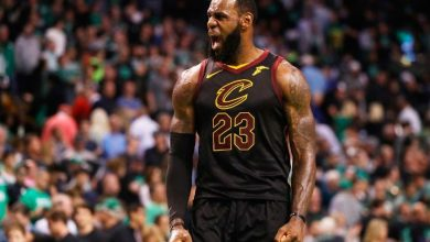 Photo of LeBron James contra Golden State, capítulo IV